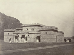 Bikaneer State Boarding House [Mayo College, Ajmer], built under supervision of Col. J.M. Williams.